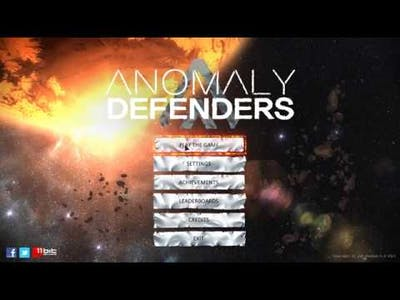 Anomaly Defenders Mission 1 - Hard - Walkthrough