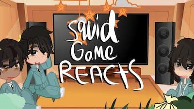˚ ༘♡ ⋆。˚[past]squid game reacts! ˚ ༘♡ ⋆。˚ to il-nam 1/?