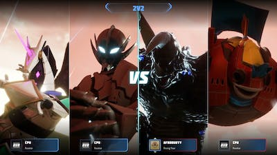 Black King takes the stage in Override 2: Super Mech League