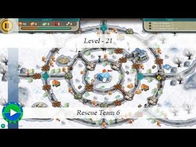 Rescue Team 6 CE - Level 21