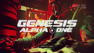 Genesis Alpha One Deluxe Edition - Game Play [영문판 게임플레이]