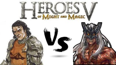 Heroes of Might and Magic V: Vittorio vs Marbas