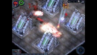 Alien Shooter - Revisited - Mission 9