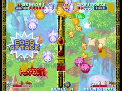 Twinkle Star Sprites (Neo Geo) matches part 1