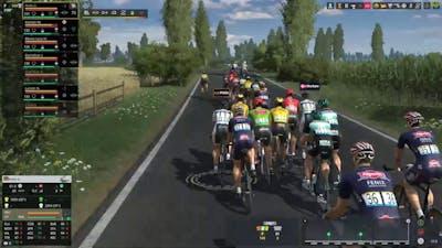 Pro Cycling Manager Tour de la Belgique stage 2