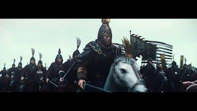 Total War: Three Kingdoms Epic Battle Machinima - Blood and Glory (A World Betrayed DLC)