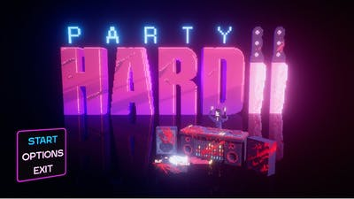 PARTY HARD 2 GAMEPLAY ( Alpha version )