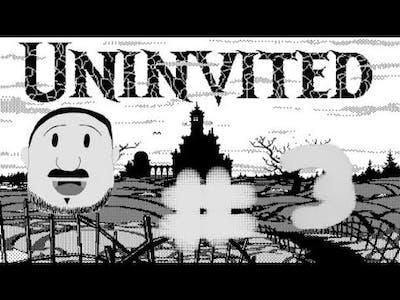 Uninvited: The MacVenture Series - Amazing gra...ce? [ Part 3 ]