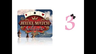 Jewel Match Solitaire - Ep3 - w/Wardfire