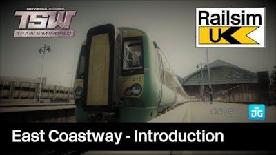 Train Sim World - East Coastway - Introduction