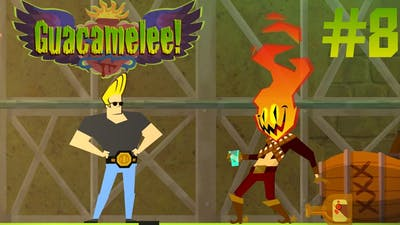 DO THE MONKEY WITH ME! | Guacamelee! #8