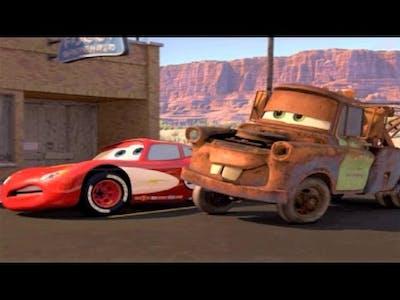 Disney Pixar Cars Toon Mater's Tall Tales Level 1 Gameplay Walkthrough HD