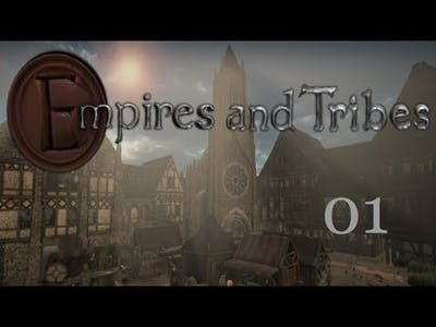 "Let's Play ""Empires & Tribes"" (EA - Patch 0.2) - 01 [German / Deutsch]"
