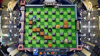 Super Bomberman R Online(25/8/2021) BOMBER ONE