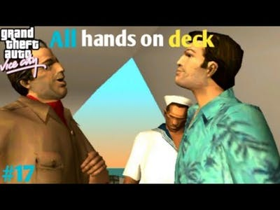 All hands on deck   grand theft auto vice City   #gameplay17