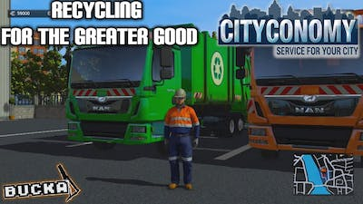 Cityconomy Service For Your City   Bin Man Fury   PC Gameplay