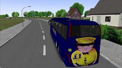 Omsi 2 Route ep1 Grundorf Express
