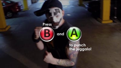 Press X To Not Die - Juggalo Fight!?