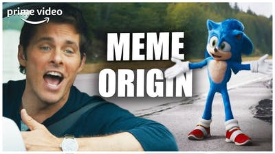 """How Are You Not dead?""   Sonic the Hedgehog [MEME ORIGIN]"