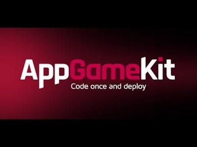 App Game Kit 2 เขียนโค้ดแอพสร้างเกมส์บนมือถือ