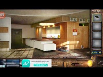 Can You Escape The 100 Room 3 Level 18 Walkthrough