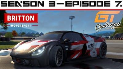 Motorsport Manager - GT Challenger Series - Britton Motorsport - S3 E7