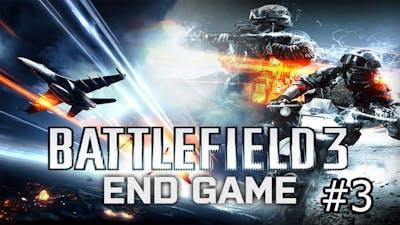 Battlefield 3 end game gameplay part 3