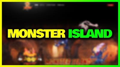 MONSTER ISLAND - a leading gaming project