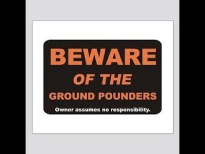 Jasta 5 Ground pounders