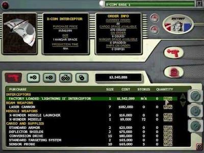 X COM Interceptor 22