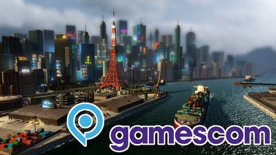 gamescom 2014: TransOcean - The Shipping Company Pressekonferenz mit Gameplay - QSO4YOU Gaming