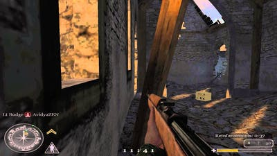 Head Quarters (Call Of Duty #2)