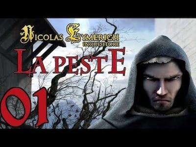 Nicolas Eymerich, Inquisitore - Cap.1: La Peste (ITA) - (01/12)