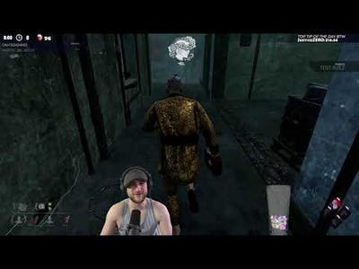 Dead by Daylight GHOST FACE DLC! - HES QUITE LOUD!