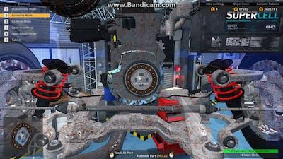 Car mechanic simulator 2015 (Salem Flamo) Gear box faults
