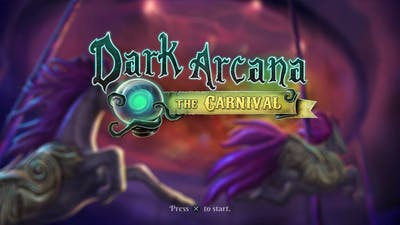 Dark Arcana The Carnival GAMEPLAY First 15 Minutes