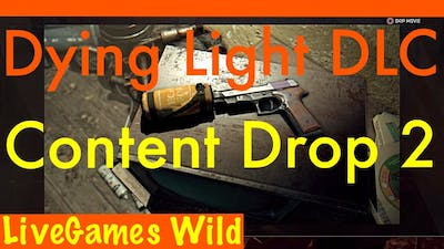 New DLC Content Drop 2 for Dying Light | Silenced Pistols