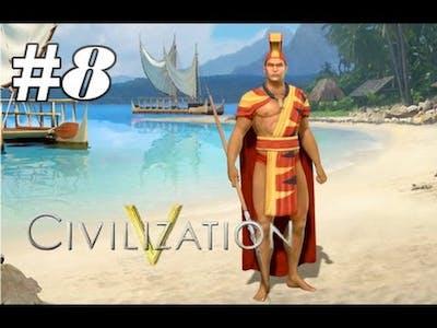 Civ 5: Polynesia - Killsteal (Part 8)
