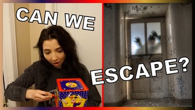 We Played The Paranormal Jack-In-The-Box Game!