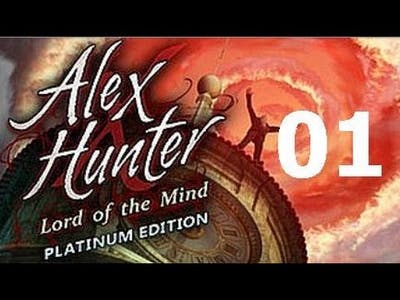 Let's Play Alex Hunter: Lord Of The Mind - Part 1 Walkthrough