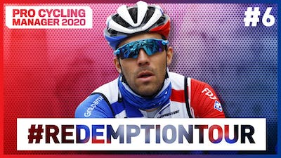 PINOT'S REDEMPTION TOUR: Stage #6 - Le Teil › Mont Aigoual // Pro Cycling Manager 2020