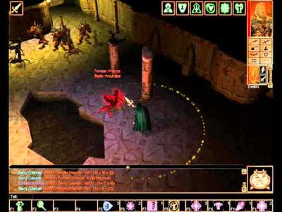 Let's Play Neverwinter Nights - Shadows of Undrentide 47: Into the Ant's Nest