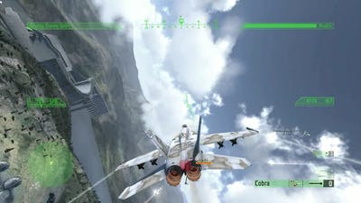 JASF: Jane's Advanced Strike Fighters Walkthrough - 1 [HD] 1080p