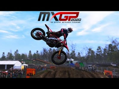 Moto MXGP 2020   The Official Motocross Bike race Game- Jelly Games