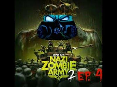 Sniper elite nazi zombie army 2! w/ koen ep.4 SHOTGUN