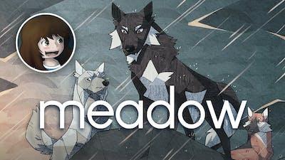 New! The Mighty Wolf!   Meadow (Wild Wednesday)