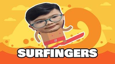 Surfingers Gameplay
