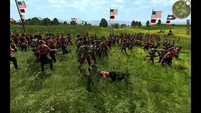 Fighting the British-loyal IROQUOIS CONFEDERACY! Total War:Empire Definitive Edition