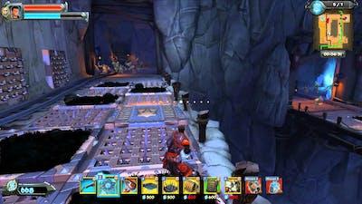 Let's Play: Orcs Must Die! 2, Nightmare - Level 4: The Crossing (5 Skulls)