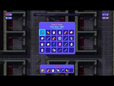 Dabber GAMING - ALCATRAZ - The Escapists (NEW DLC) (Part 2)